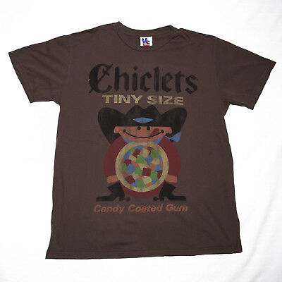 Chiclets Men's Tee. By Junk Food 100% cotton great quality retro style tshirt