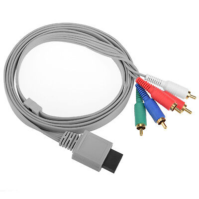 HDTV AV Audio Video Component Cable for Nintendo Wii Component Video Cable Nintendo Wii