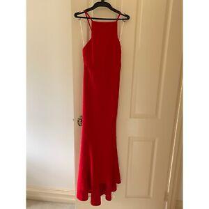Formal Dress Red size 12 Cottesloe Cottesloe Area Preview