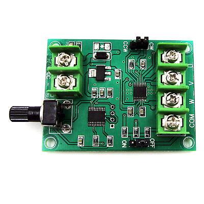 5V-12V DC Brushless Motor Driver Board Controller for 3/4 Wires Hard Drive Motor d'occasion  Expédié en Belgium