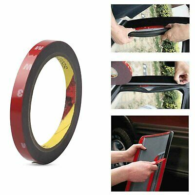 Auto Truck Car Acrylic Foam Double Sided Attachment Tape Adhesive 3m x 10mm