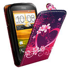Synthetic Leather Case/Cover for HTC Desire C