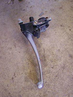 honda gl1100 goldwing interstate clutch choke lever bracket perch 83 aspencade ()