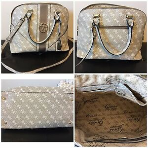 Authentic GUESS handbag - like brand condition $150