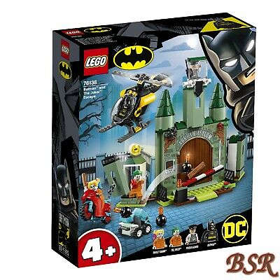 LEGO® DC: 76138 Joker™ auf der Flucht und Batman™ & 0.-€ Versand & NEU & OVP ! ()