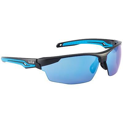 Bolle Tryon Safety Glasses With Blue Flash Lens
