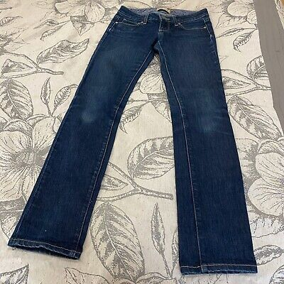 New Mens Enzo 195 Designer Curved Leg Cuffed Jeans Tapered Comfy Red Size 34R