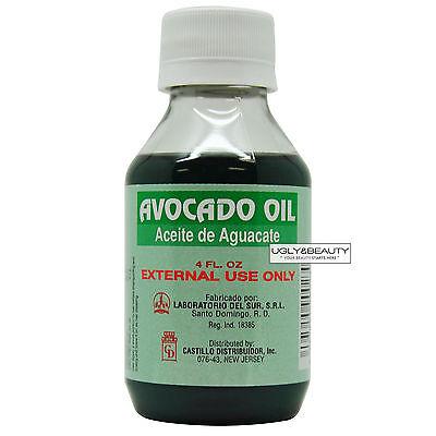 Avocado Oil Aceite de Aguacate 4 Fl. Oz.