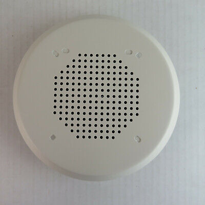 Amseco Commercial Fire Alarm Speaker - Round White Fh-47w-25r