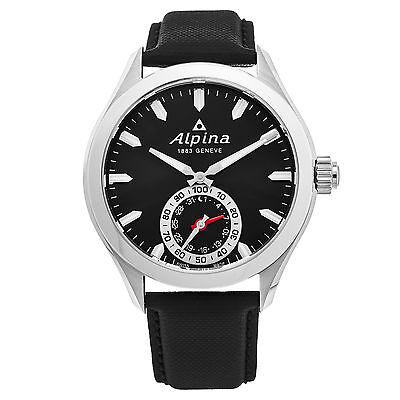 Alpina Men's Multifunction Motionx® Swiss Quartz Leather Smart Watch AL285BS5AQ6