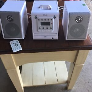 iMode Speaker System IPod and CD Player