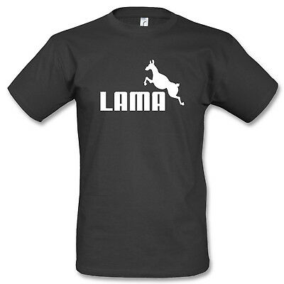 Disney T-shirts (Lama T-Shirt Fun Kult Puma Parody Pumba Parodie Comic Cartoon Disney Lustig NEU)