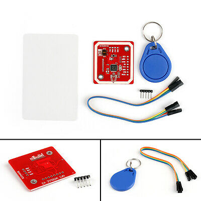 1set Nxp Pn532 Nfc Rfid Module V3 Kit Reader Writer Fr Arduino Android Phone Ua