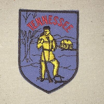 Tennessee Patch - Pioneer