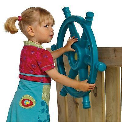 Lenkrad Schiff Piratenlenkrad f. Spielturm Baumhaus Stelzenhaus Spielhaus Kinder