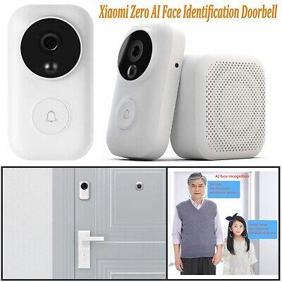 Xiaomi Zero AI Gesichtserkennung Türklingel 720P IR Night Vision Video Doorbell Video Gesicht