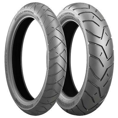 Bridgestone 120/70VR19 60V A40 Tubeless Adventure Motorcycle Bike Front Tyre