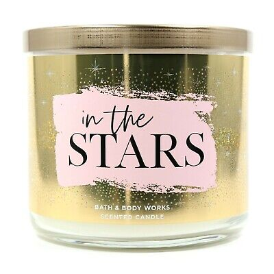 Bath & Body Works IN THE STARS 3-Wick Candle 14.5oz ()
