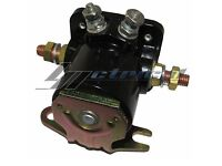 FOUR NEW WINCH SOLENOIDS Solenoid Relay for EARLY WARN MODELS XD9000i 9.5ti 4