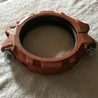 7001 8 Gruvlok Standard Epdm Black Gasket Coupling Anvil Pn 0390003143