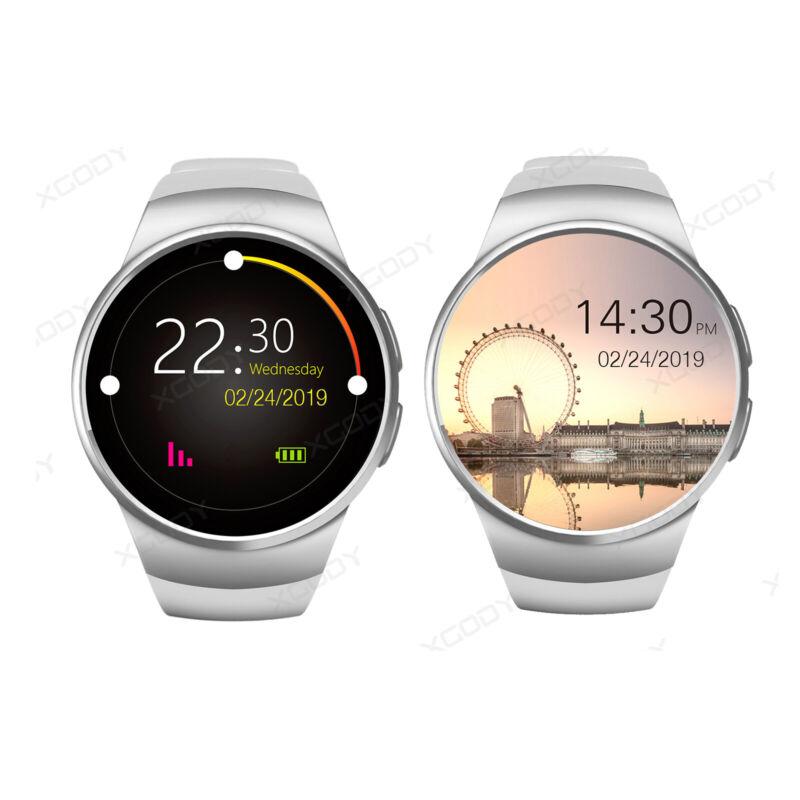 Waterproof Wristband Smart Watch SIM GSM Phone Sports For An