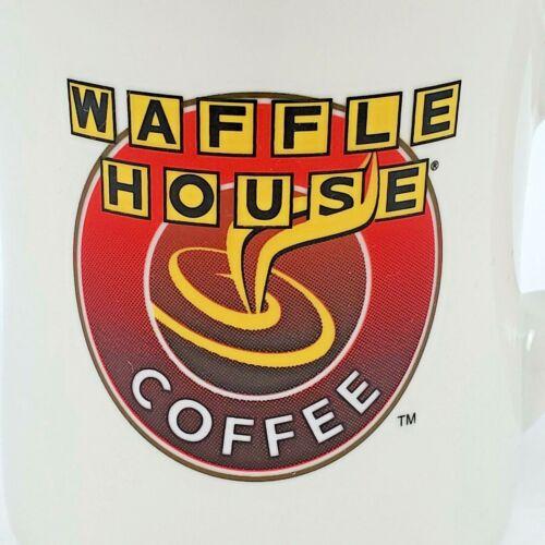 Waffle House Coffee Mug Heavy Ceramic Cup Restaurant Ware Tuxton