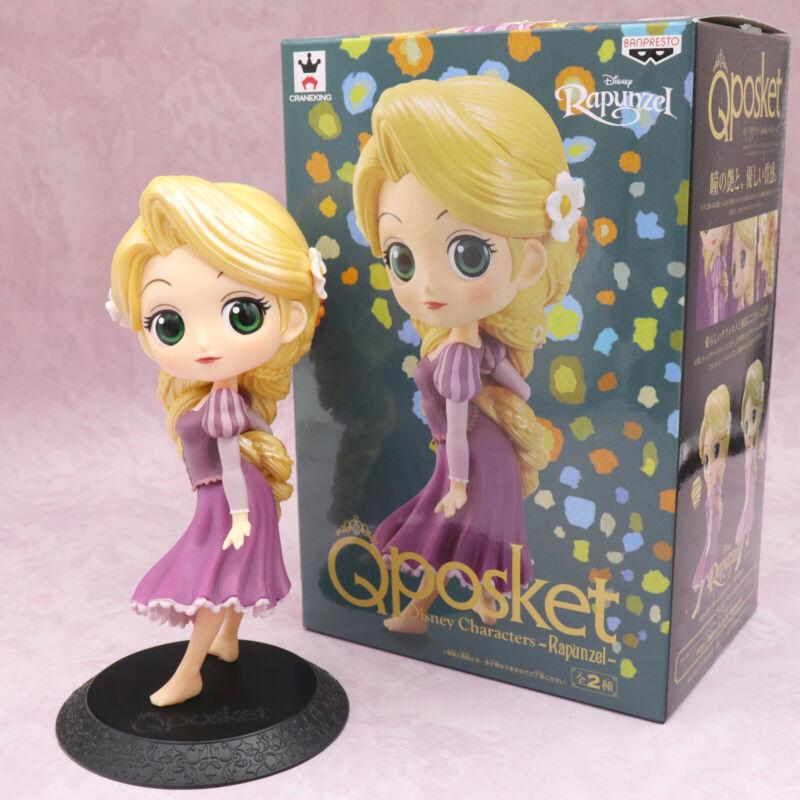Tangled Rapunzel Q posket Disney Characters Figure
