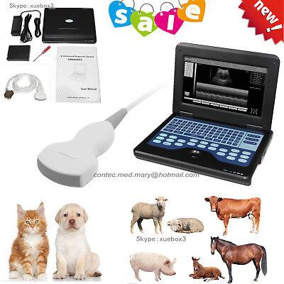 Veterinary Vet Portable Ultrasound Scanner Machinesheepgoatpig Use Contec New