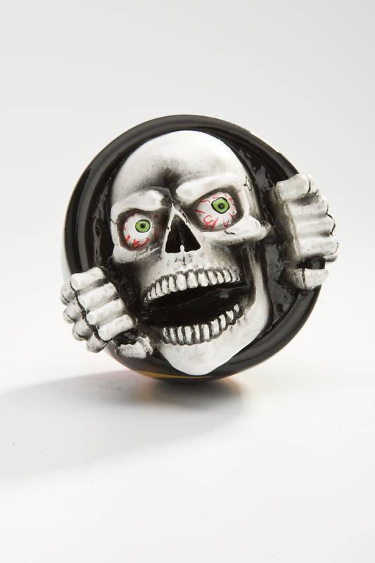 Van Chase custom shift knob -  Creeper