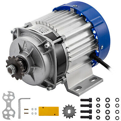 36v Dc Motor Gear Brushless Electric Motor 500w Bracket Motorcycle Efficiency