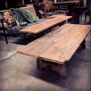 Reclaimed timber coffee table Sunshine North Brimbank Area Preview