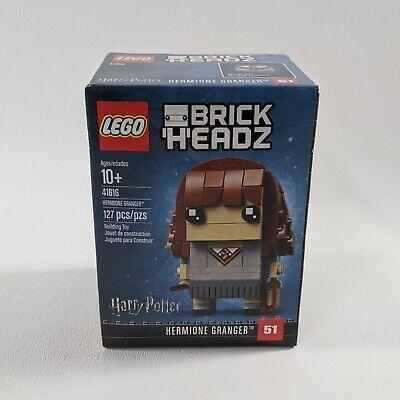 New Lego Brick Headz Hermione Granger 127-Piece 41616 Building Toy