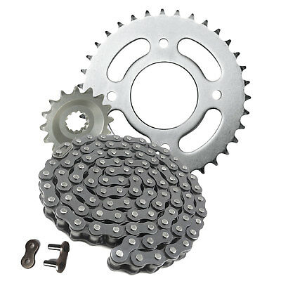 Yamaha YBR 125 2007-2016 Heavy Duty Chain And Sprocket Kit Set YBR125