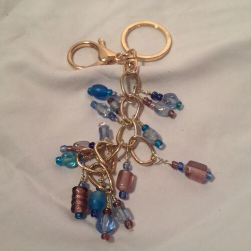 Fobs KeyChains  Hand Crafted One of a Kind Just for You! Donating 10% ASPCA
