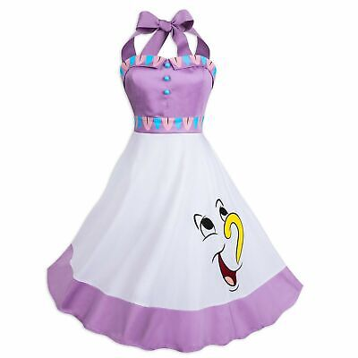 ip Womens Dress XS S M L XL Plus Size 1X 2X 3X Beauty Beast (Plus Size Disney Kleider)