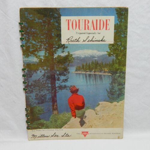 CONOCO TOURAIDE BOOK 1947