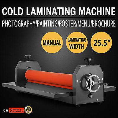 Kalt Laminiergerät Rollenlaminator Laminator Laminating 650 mm
