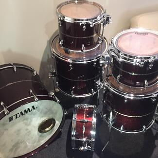 Tama Star Custom Maple Drum Kit Maroochydore Maroochydore Area Preview