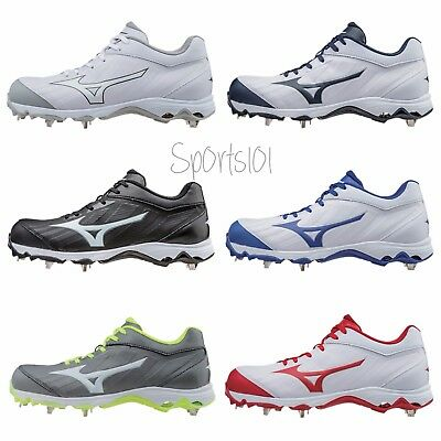 Fastpitch Metal Softball Cleat (Mizuno 9 Spike Advanced Sweep 3 Metal Women's Fast Pitch Cleat 320546 Softball  )