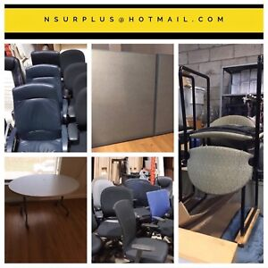 Chairs / Office Furnishings