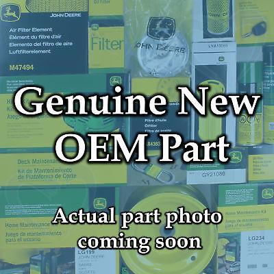 John Deere Original Equipment Hitch Plate Tcu24098