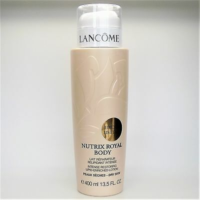 Lancome Nutrix Royal BODY Dry Skin  Körperlotion 400ml NEU & OVP