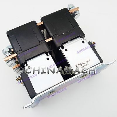 New ZJQ648 Replace GE Relay 300A 48V Reversing Contactor IC4482CTTA304FR142XN