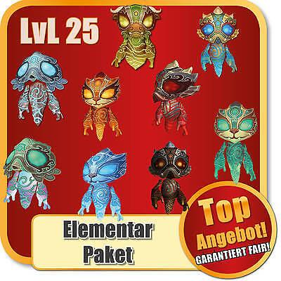 [EU] WoW Pet ★ lvl 25 ★ Elementar Packet ★ Elemental Package ★ Loot ★ Haustier