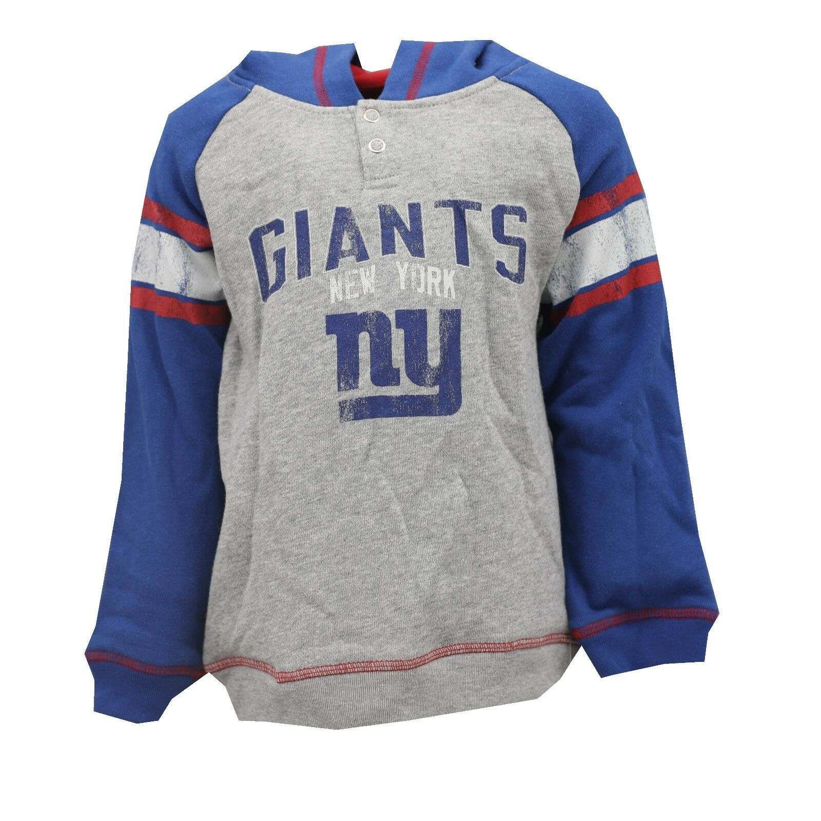 New York Giants NFL Official Infant   Toddler Size Distressed Sweatshirt New  Tag c2fc4cf63