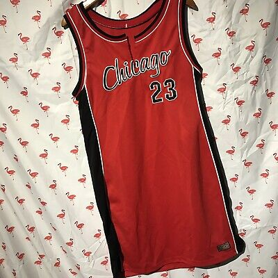 Soho Babe Hardball Classics Chicago Bulls 23 Women - Chicago Bulls Dress