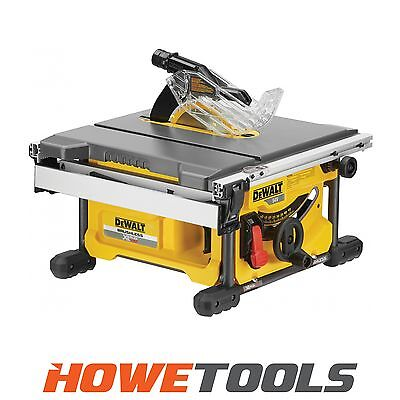 DEWALT DCS7485T2 54v Table saw 210mm blade