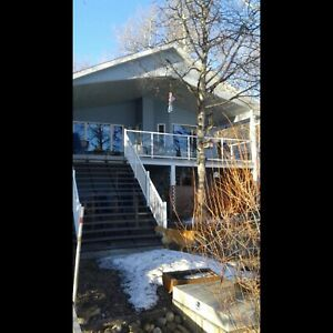 Lakefront House on Moberly Lake