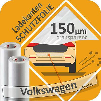 VW T-Cross ab 2019 Tcross Lackschutzfolie Ladekantenschutz klar transparent 150