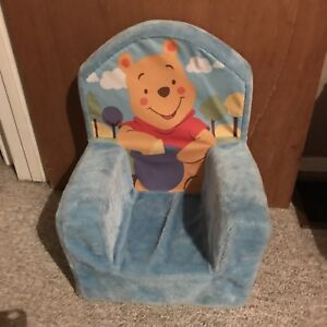 Winnie The Pooh Toddler Chair